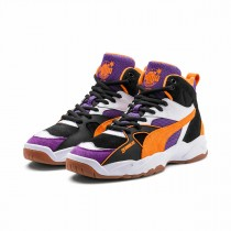"""The Hundreds x Performer Mid """"Noir Persimmon"""" - 371384-01"""