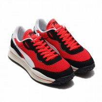 Homme Puma Style Rider Stream On - Rouge - 371527-01