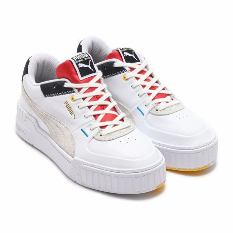 """Puma Cali Sport WH Femme """"The Unity Collection"""" 373908-01"""