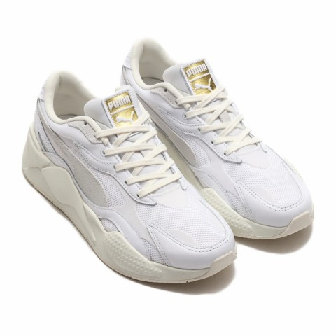 Puma RS-X3 Luxe Blanche/Blanche - 374293-01