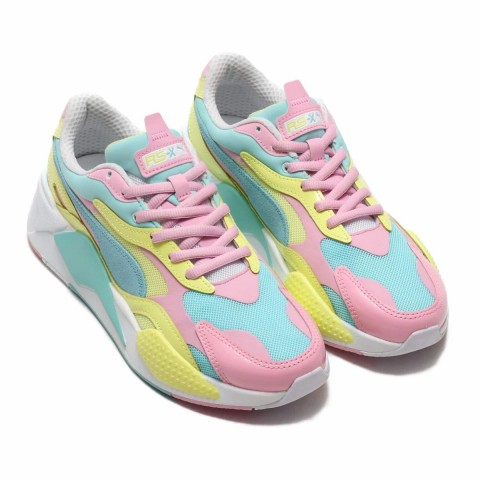 Puma RS-X 3 Plastic Gulf Steam Sunny Lime - 371569-05