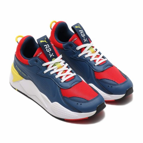 Puma RS-X Master Dark Denim/Rouge - 371870-05